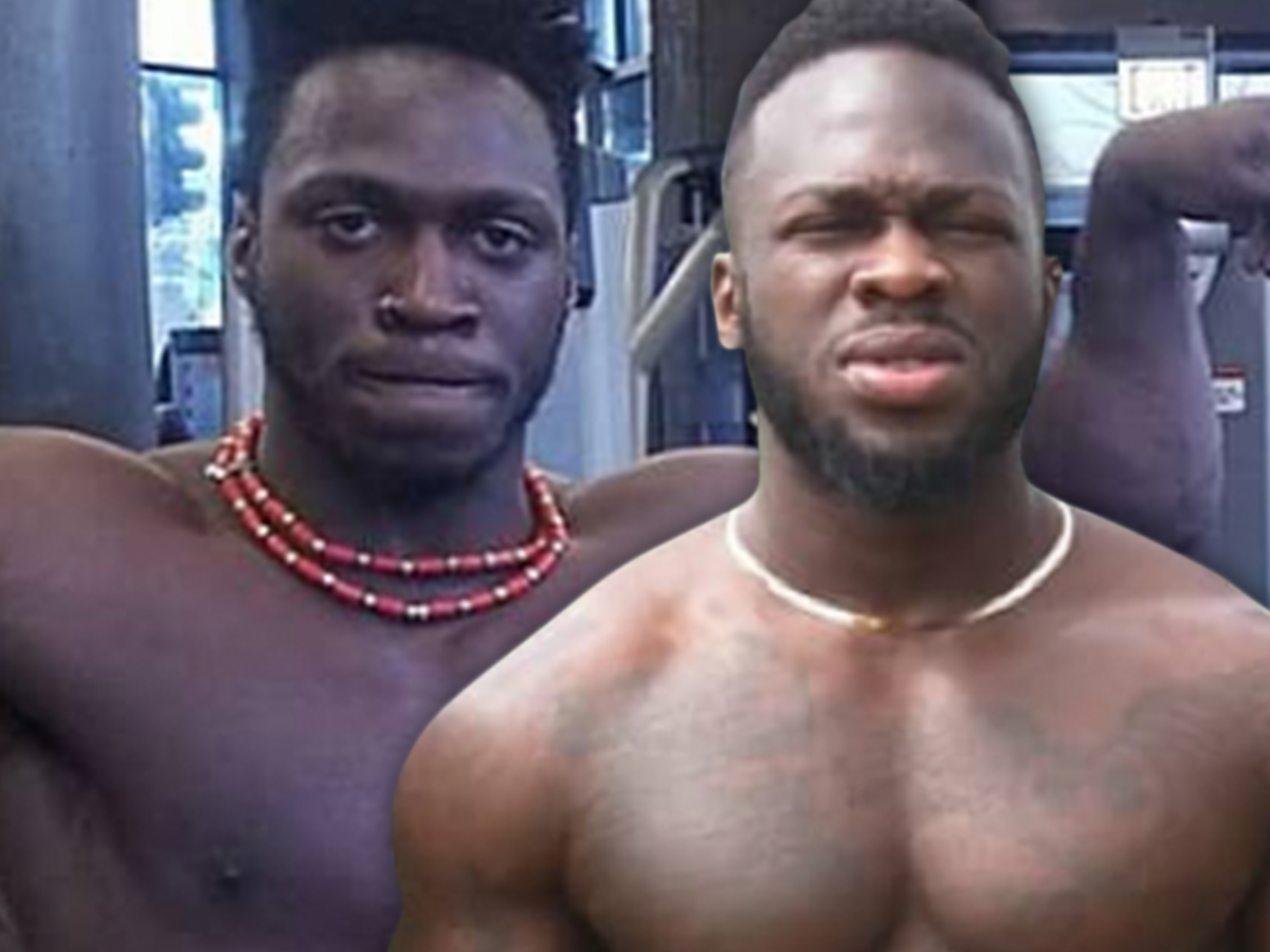 Osundairo Bros Jussie's 'Attackers' Can't Land Acting Gigs ... But Abel's Landing Punches