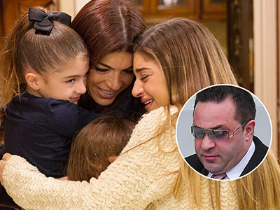 See Teresa & Gia's EMOTIONAL Instagram Posts After Joe's Deportation Appeal Denial