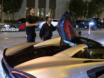 NBA Draft's Keldon Johnson Flaunts $300,000 Supercar In Hollywood