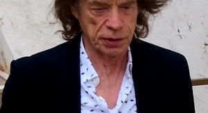 Mick Jagger Recovering from Heart Surgery, Back Out on the Town