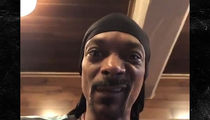 Snoop Dogg Blasts Clippers, You'll Never Be the Lakers!