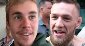 Justin Bieber Discovers He's 60% Irish and Conor McGregor Loves It