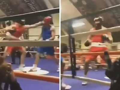 Conor McGregor Boxes in Ireland for Exhibition Match