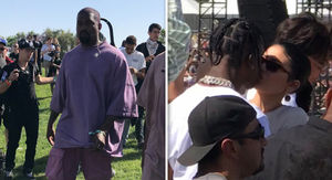Kanye West's Sunday Service at Coachella a Star-Studded, Spiritual Show