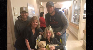 Matthew Stafford's Wife Kelly Home Recovering After 12-Hour Brain Surgery
