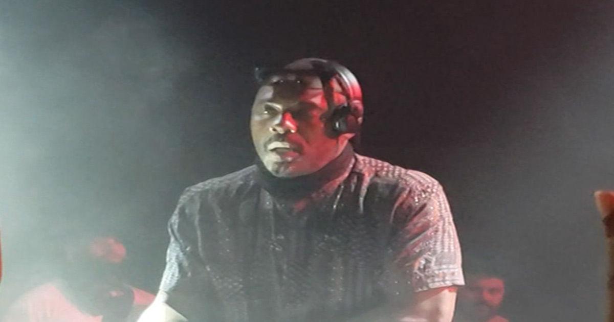 Idris Elba DJ's at Coachella Week 2 This Is How It's Done!!!