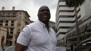 Magic Johnson Says He's Still Working for Lakers, Loves Team and LeBron
