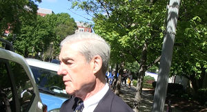 Robert Mueller Seen Leaving Church, Mum on Report Release