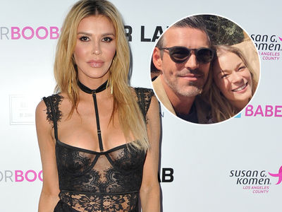 Brandi Glanville Spends 'AWKWARD' Easter with Eddie Cibrian & LeAnn Rimes!