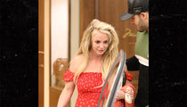 Britney Spears Gets Easter Day Pass From Mental Health Facility