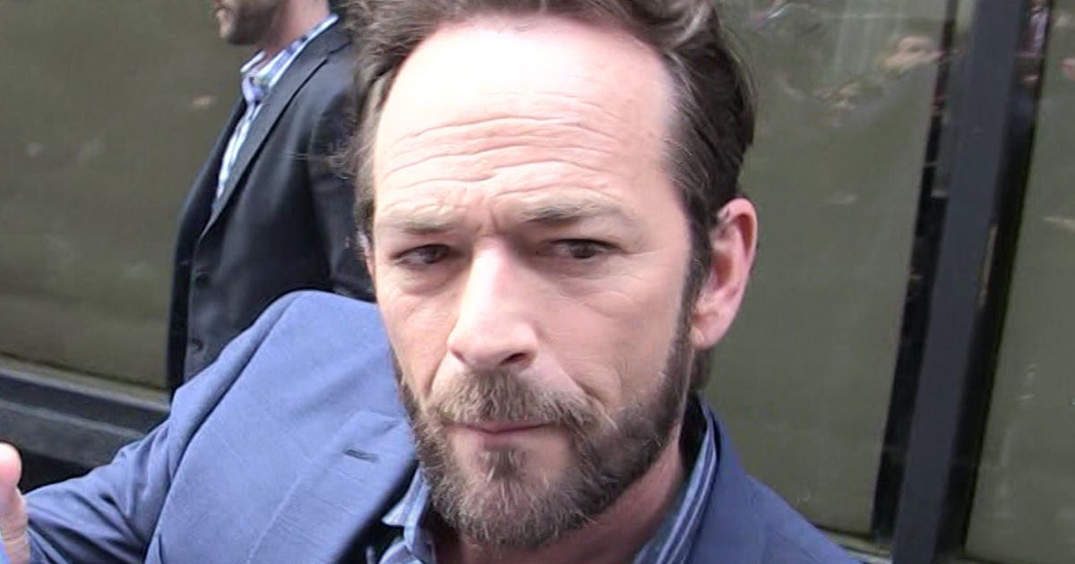 Luke Perry to Make Final Appearance on 'Riverdale' This Week