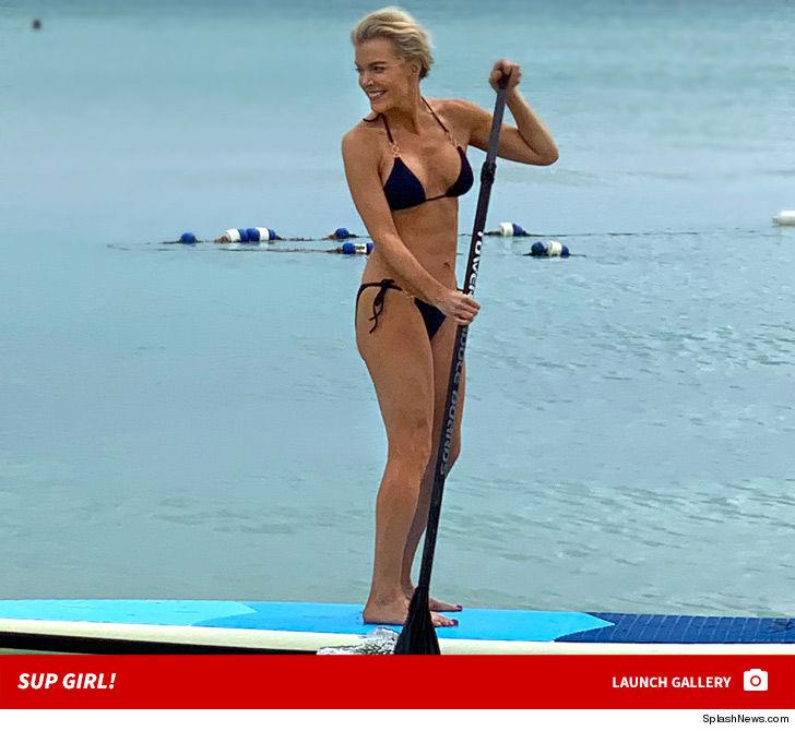 Megyn Kelly Shows Off Toned Bikini Bod