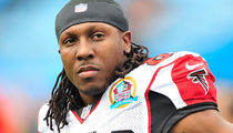 Roddy White Arrested in ATL After Carpool Lane Screwup