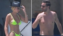 Sofia Richie Rocks Sexy Bikini During Easter Getaway With Scott Disick