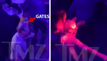 Bill Gates on the Dance Floor with Hot Chicks at Famous Miami Club