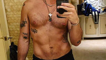 Guess The Shirtless Star That Shared This Ripped Selfie
