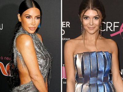 Olivia Jade's Fellow Alumna Kim Kardashian SLAMS Using Privilege to Get Into College