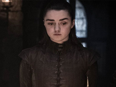 Maisie Williams at First Thought Arya's 'Game of Thrones' Sex Scene Was a PRANK!