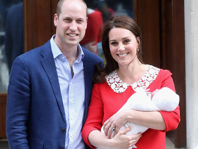 Prince Louis is Turning 1 -- You Gotta See the Photos Kate Middleton Just Shared!
