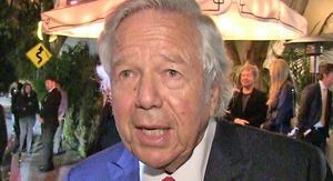 Robert Kraft Protective Order Granted, Spa Video Can't Be Released for Now
