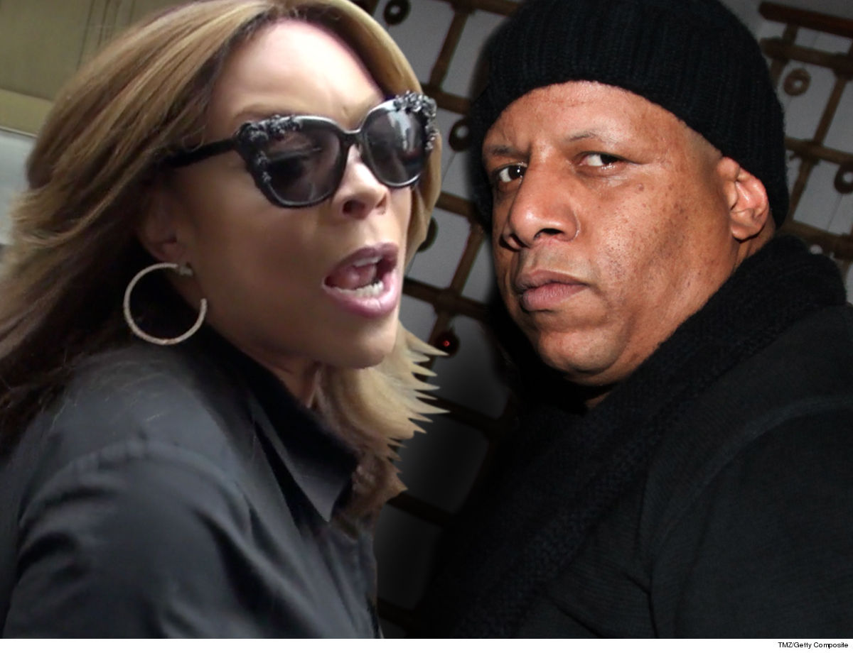 857ab15a3e3 Wendy Williams is taking several steps -- professionally and personally --  to erase her estranged husband from her life