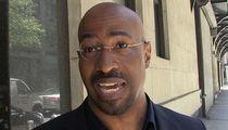Van Jones Praises Meek Mill, Kim K and T.I. for Prison Reform Efforts
