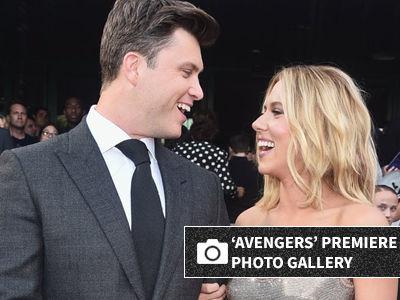 ScarJo's MASSIVE Back Tattoo Steals the Show at 'Avengers: Endgame' Premiere