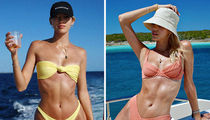 Devon Windsor's Bikini-Clad Vacay ... See The #WCW's Tropical Hot Shots!