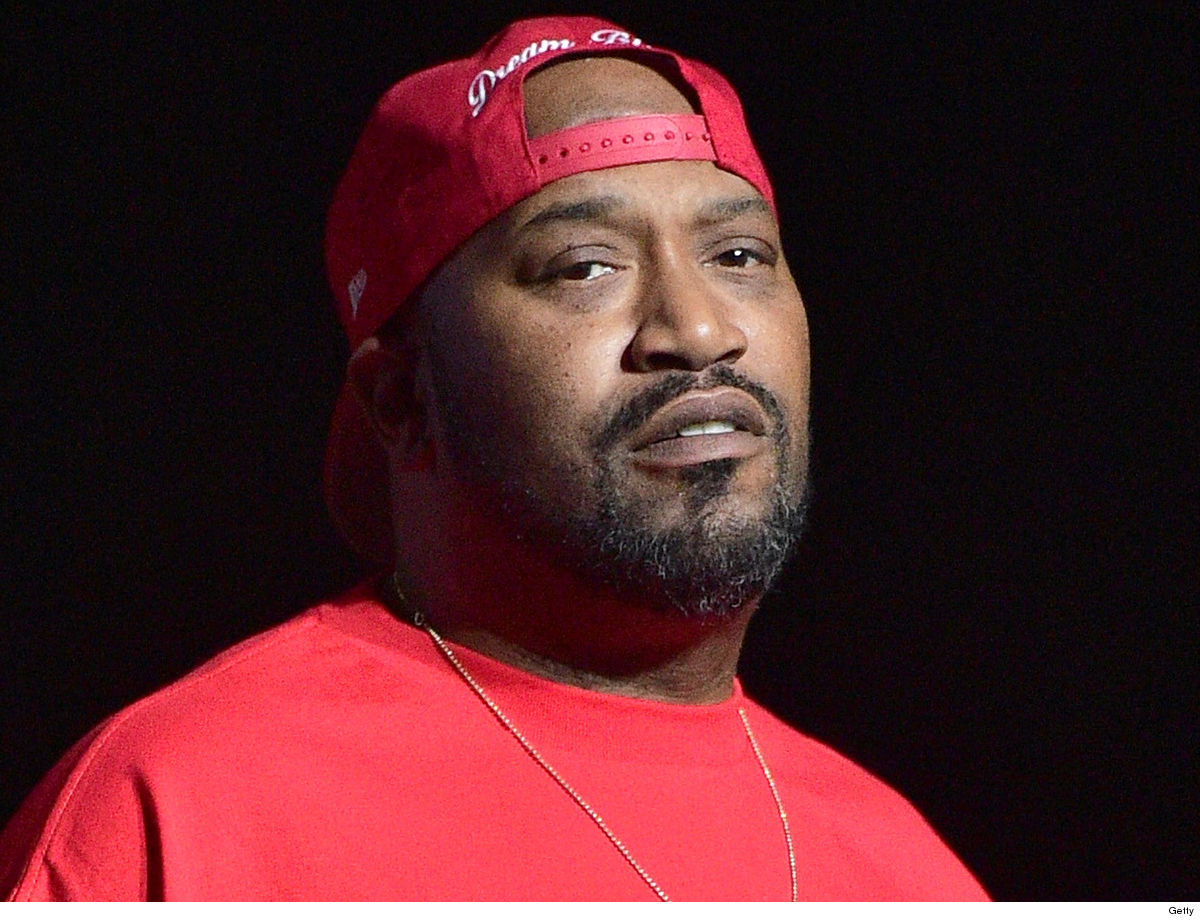 Bun B Shoots Masked Intruder in His Home ... Suspect Arrested at Hospital