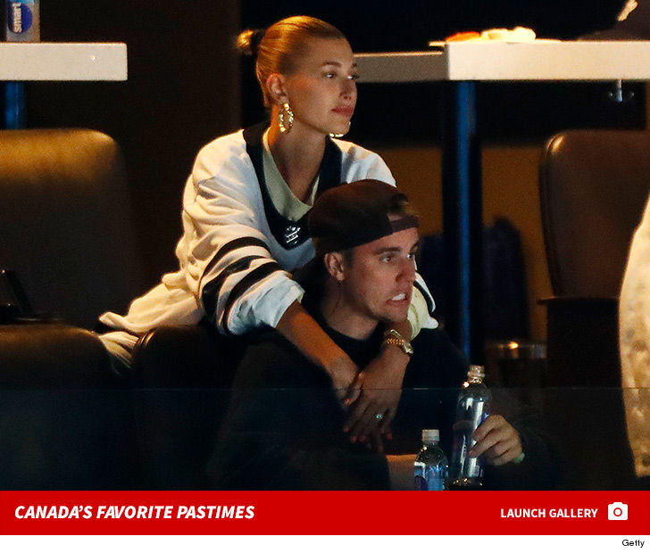 b09d9c3d0 Justin Bieber PRAYED TO GOD his Toronto Maple Leafs would emerge victorious  in Game 7 of their NHL playoff series ... so