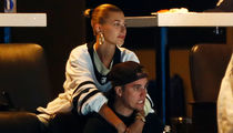 Hailey Baldwin Comforts Devastated Justin Bieber as Maple Leafs Lose Game 7!!