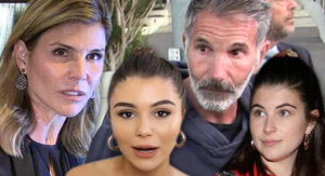 Lori Loughlin, Mossimo's College Bribery Scandal Defense -- We Didn't Know