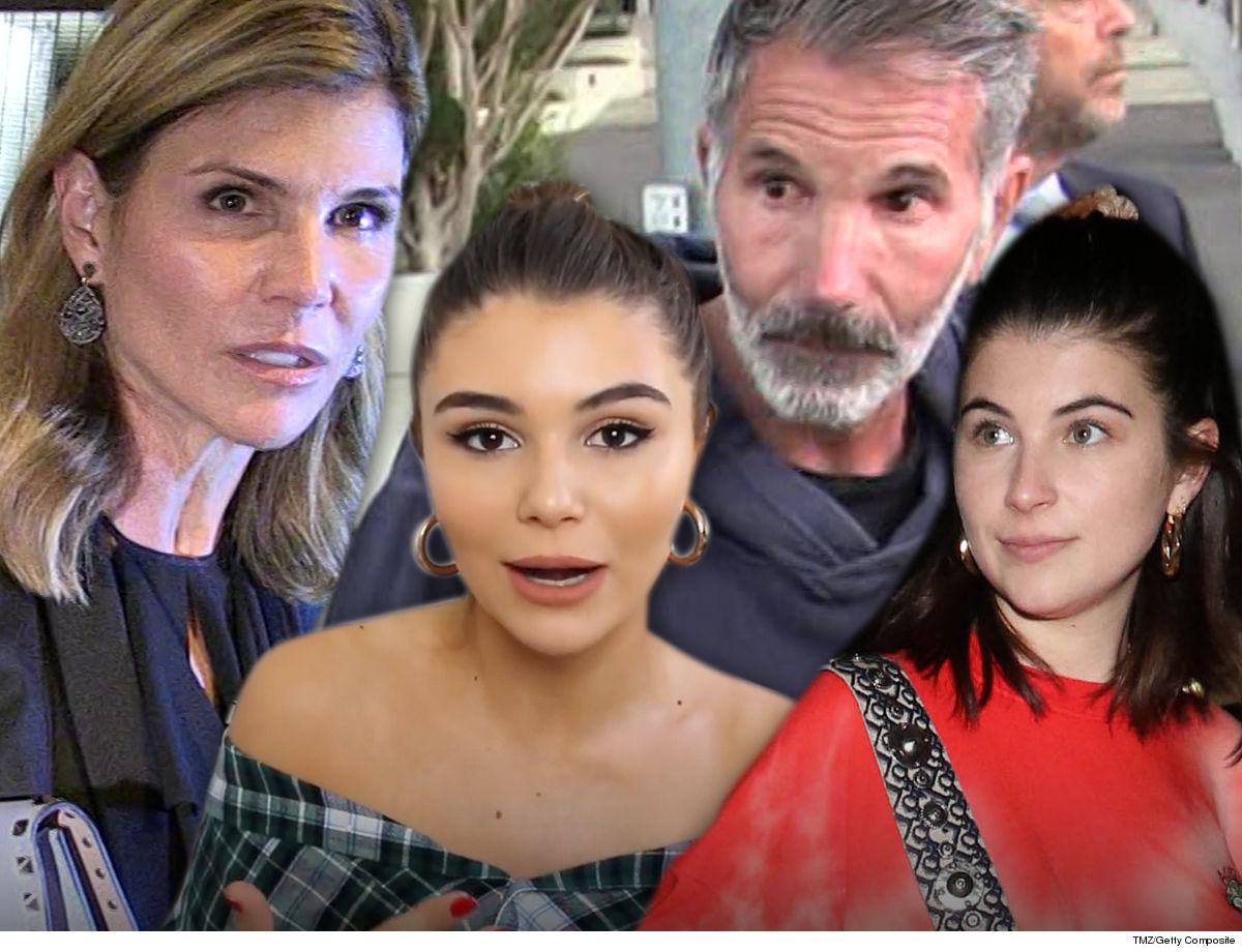 Lori Loughlin, Mossimo Giannulli Defense in Bribery Scandal We Didn't Know