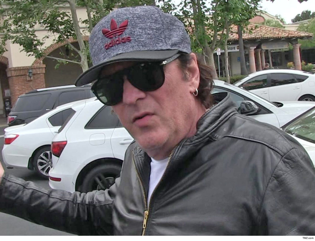 Michael Madsen Charged wth DUI ... BAD News for a Repeat Offender