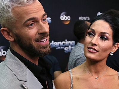 Nikki Bella Says Artem Chigvintsev's GREAT in Bed, Raves About His 'Graceful Legs'