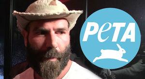 Dan Bilzerian Catching Heat From PETA For Feeding Captive Bear at 4/20 Party