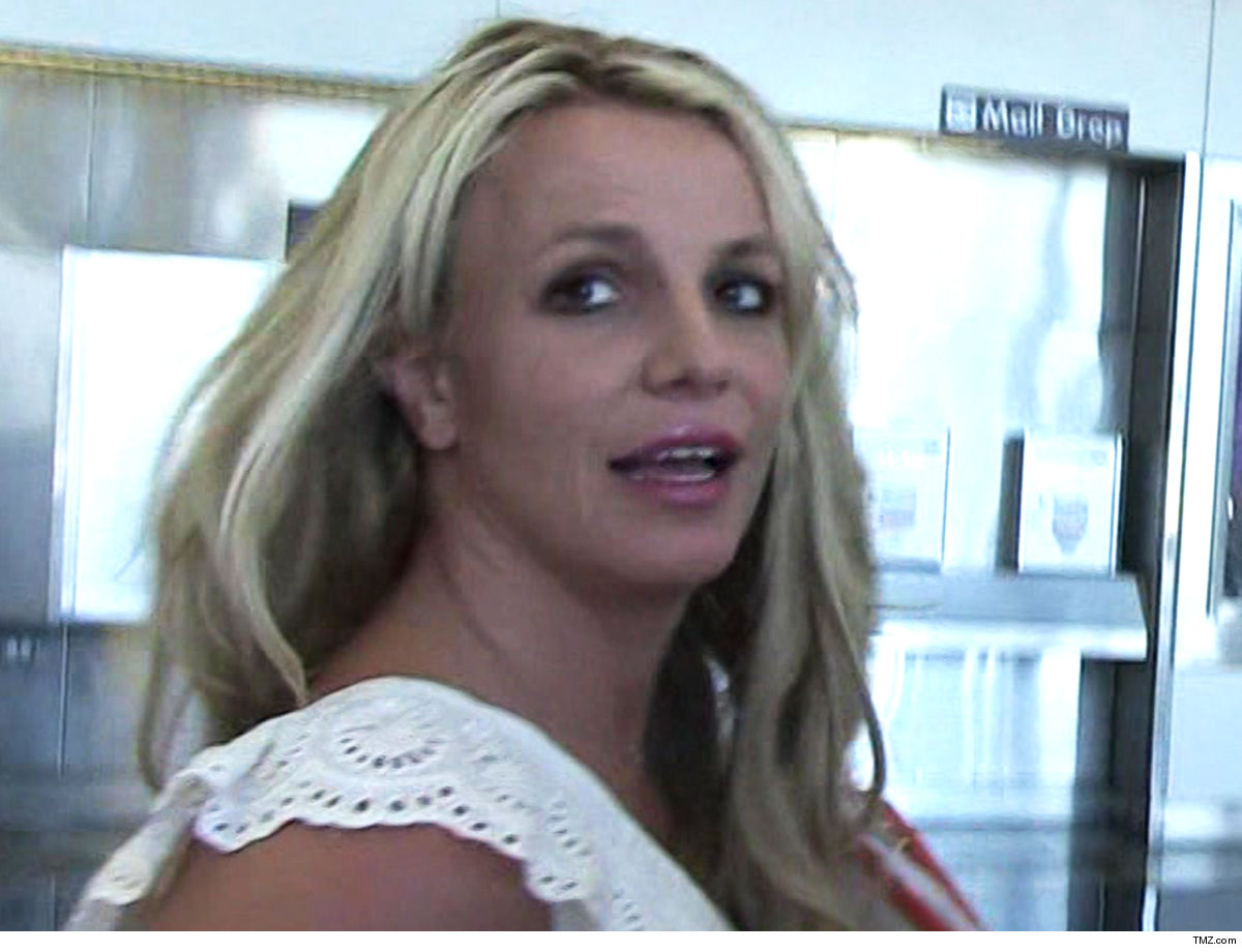 Britney Spears Reunites with Her Kids But Many Unresolved ...