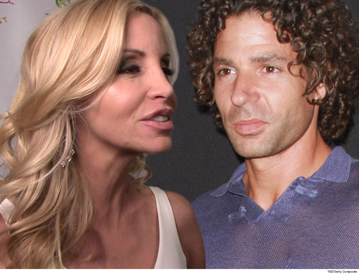 Camille Grammer housewives