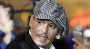 Johnny Depp's Home the Scene of Hit-and-Run Crash