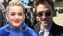 Katy Perry and Robert Pattinson Cozy Up Fueling Dating Rumors