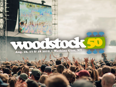 Woodstock 50 is Still a Go But it's Ironing Out Wrinkles Before Ticket Sales