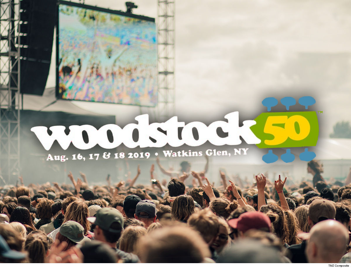 Woodstock 50 Tickets Will Go on Sale Soon ... Just Ironing Out Wrinkles!!!
