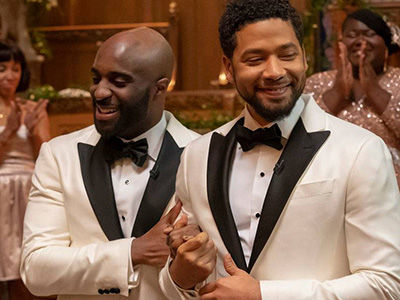 Jussie Smollett Makes Television History on What May Be His Final 'Empire' Appearance