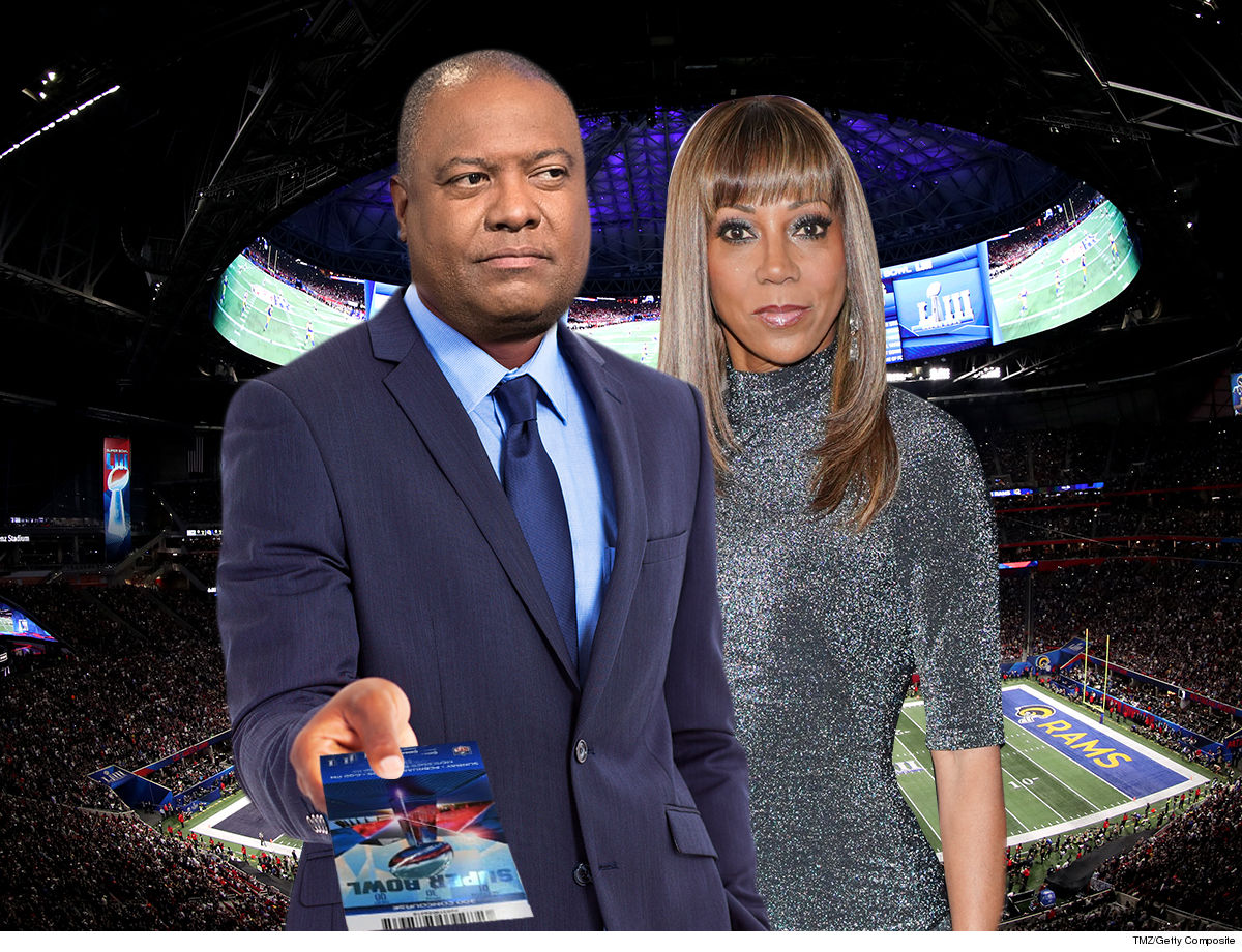 f06e386bdd4 Ex-NFL star Rodney Peete is accused of pulling a fast one on a Super Bowl  ticket broker -- allegedly squirming his way out of paying for VERY  expensive ...