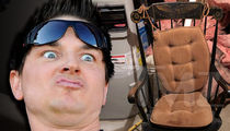 Zak Bagans Buys Haunted Rocking Chair from 'Devil Made Me Do It' Case