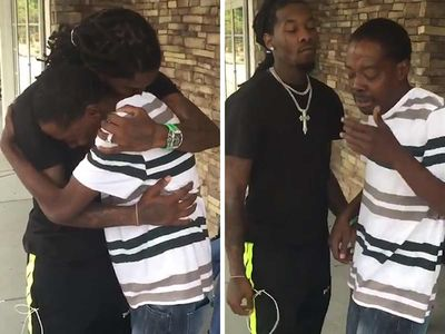 Offset Reunites With His Father After 23 Years Apart
