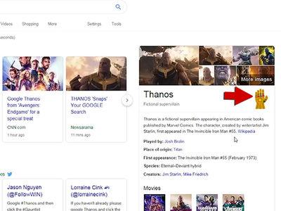 Google Gives 'Avengers: Endgame' Fans Spoiler-Free Internet Searches