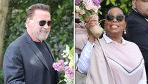 Katherine Schwarzenegger's Bridal Shower Gets Visit From Oprah