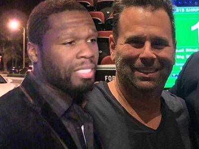50 Cent Says Lala Kent's Fiance, Randall Emmett, Paid Back $1 Million Loan