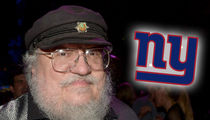 'Game of Thrones' Creator George R.R. Martin Rips NY Giants
